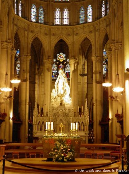 Basilique Notre Dame de Montligeon