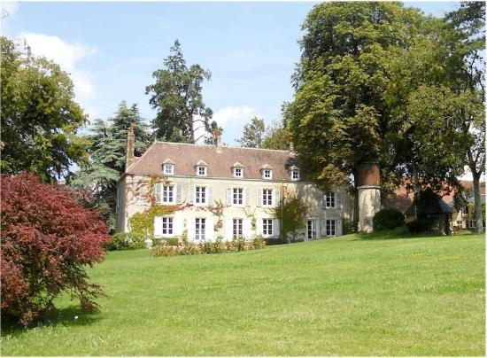 Château de La Mouchère St Cyr la Rosière