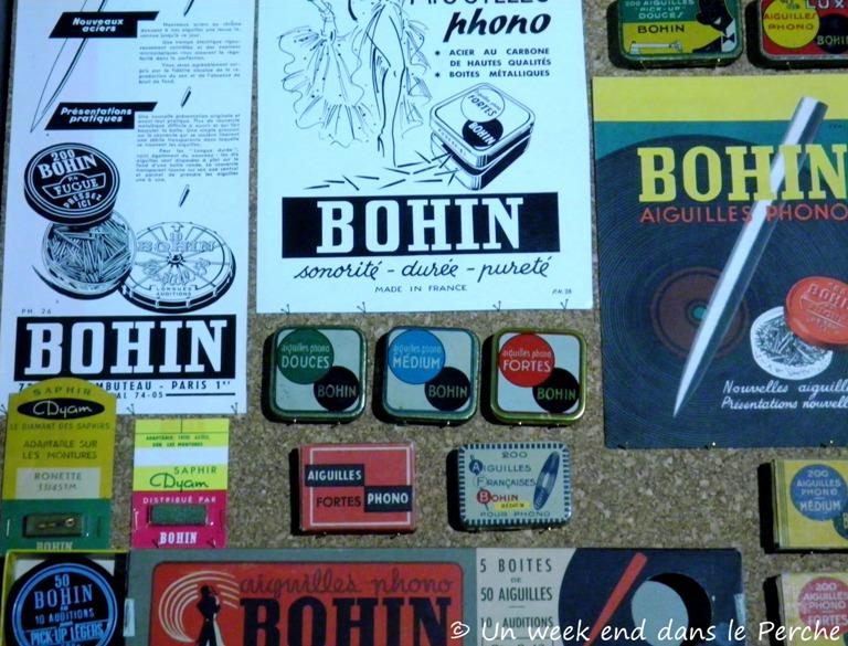 Manufacture Bohin - St Sulpice sur Risle