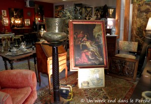 decoration et brocante